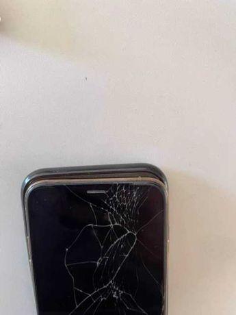 IPhone XS 64GB Gold. Uszkodzony