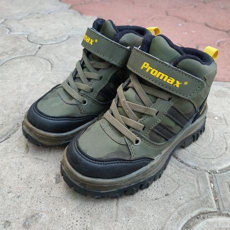 Хайтопы  ботинки next zara 17 см