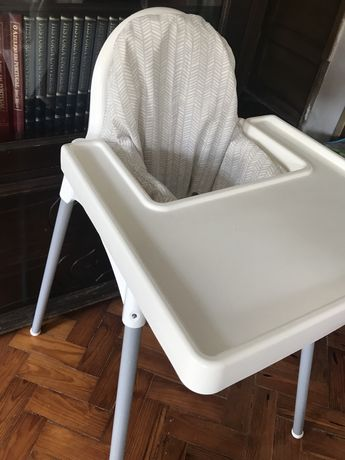 Cadeira Refeição bebé IKEA