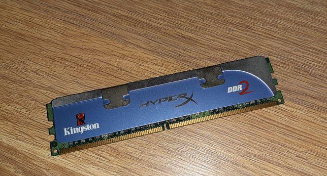 Pamięć Kingston HyperX DDR2 3x2GB 800MHz CL5