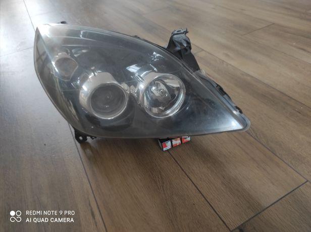 Lampa Xenon Vectra C lift prawa kompletna