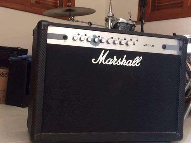 Amplificador Marshall MG102CFX