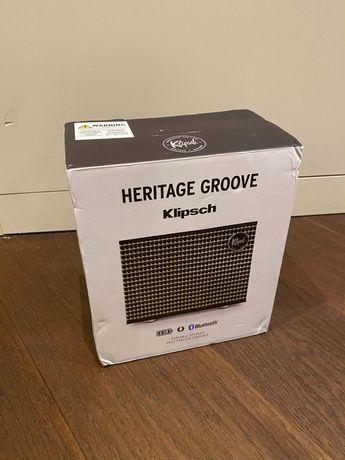 Klipsch Heritage Groove беспроводная акустика колонка портативная