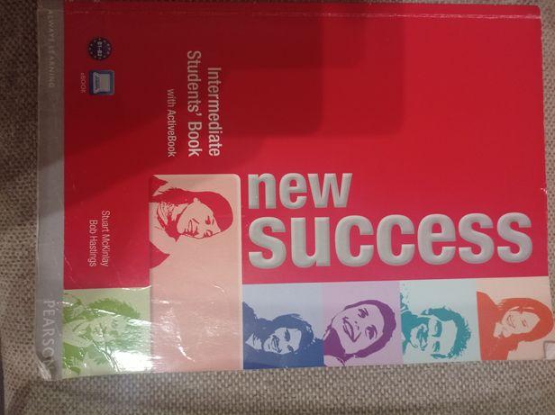 Учебник success intermediate по английскому языку за 9 класс