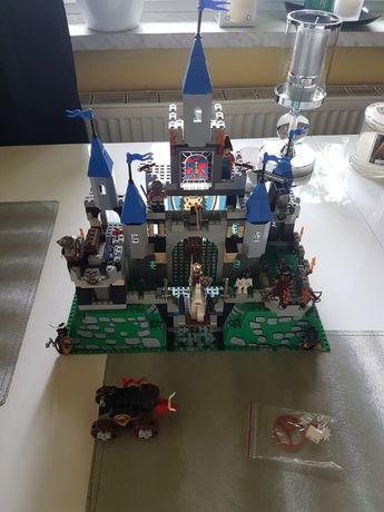 Lego 6091 King Leo's Castle,Zamek króla Leona unikat 2000rok