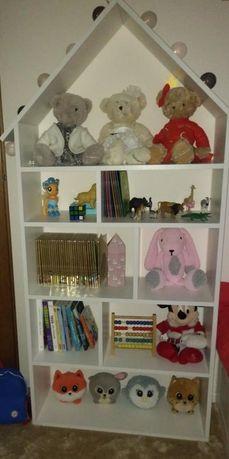 Piekny domek dla dziecka duzy