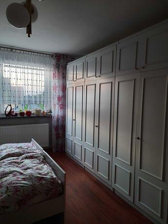 ODDAM - Sypialnia, 4 szafy 90 cm, łóżko 160, komoda