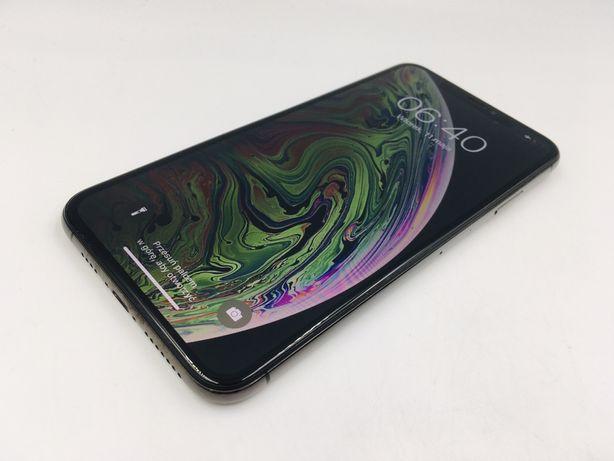 iPhone XS MAX 256GB SPACE GRAY • GW 12 msc • DARMOWA wysyłka •FAKTURA
