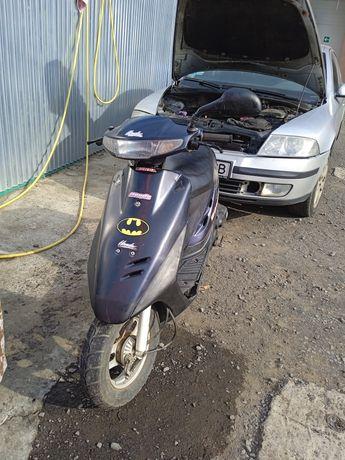 Honda dio AF27 обмен