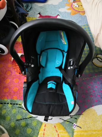 Nosidełko kiddy pro evolution 2 z bazą isofix