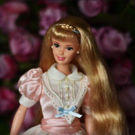Барби the tale of peter rabbit, колекционная барби маттел, кукла барби