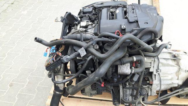 BMW e46 2.0D lift 2004 automat, silnik kompletny z osprzętem.