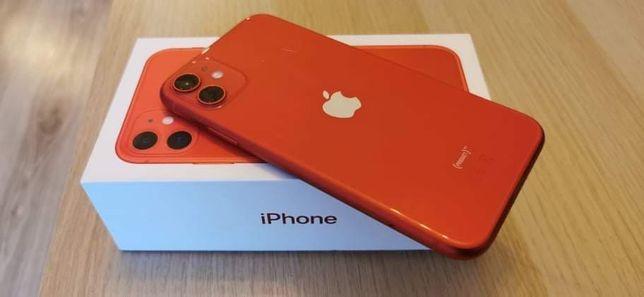 Sprzedam iPhone 11 256gb red