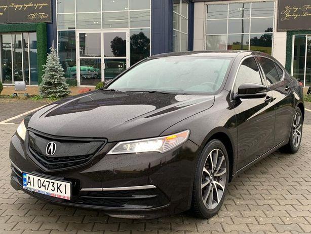 Acura TLX advance 2014