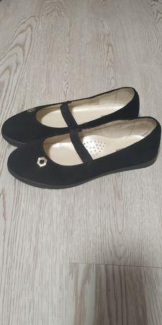 Туфли замшевые красивые