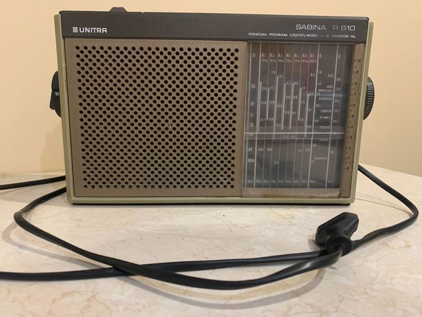 Radio Sabina R 610 PRL