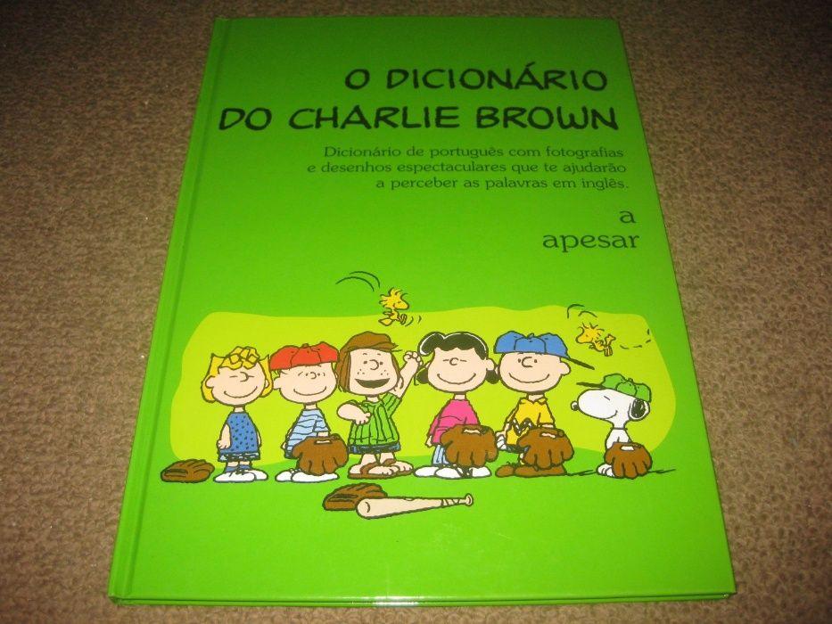 """Livro """"O Dicionário do Charlie Brown"""" Paços de Ferreira - imagem 1"""