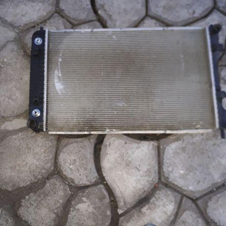 Радиатор охлаждения двигателя на шевроле эквинокс 2012