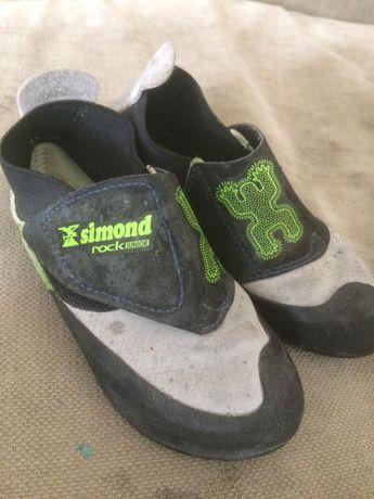 Simond - buty do wspinaczki junior