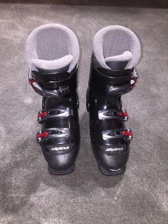 Buty narciarskie dziecięce 215 mm Alpina