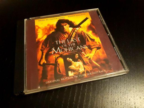 """Banda sonora de """"O último dos moicanos"""""""