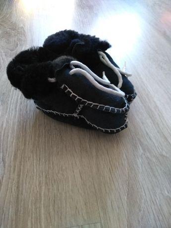 Buty niechodki skóra jagnięca Kaiser