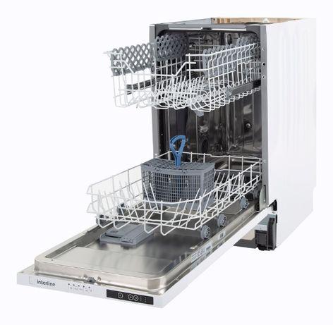 Посудомоечные машины INTERLINE DW 40025 А++ Турция. Цены со склада!