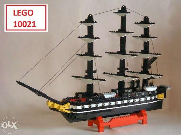LEGO (Vários Temas): 10021; 70816; 8633; 76022; 6863; 4851