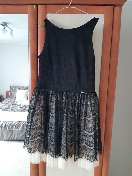 Sukienka 38 M, wesele, studniówka
