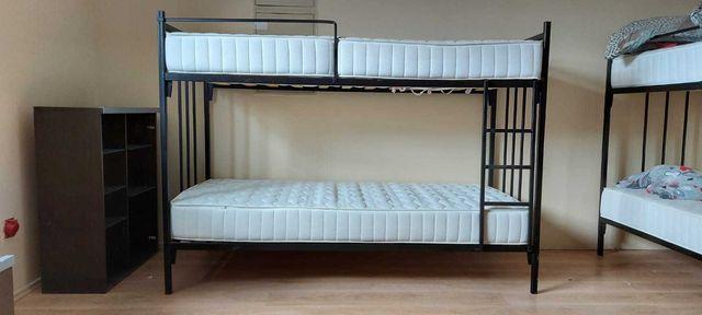 Łóżko piętrowe 200x 90 - kompletne