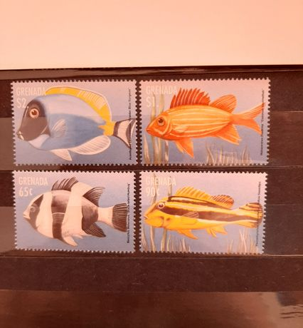 Znaczki pocztowe - zestaw 207