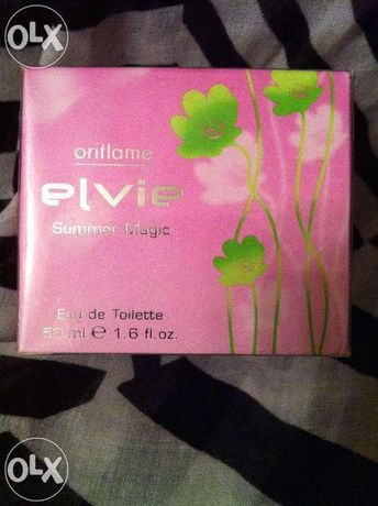 Elvie summer magic oriflame 50ml mega unikat