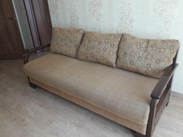 Продам диван кровать книжку спальное 190х150