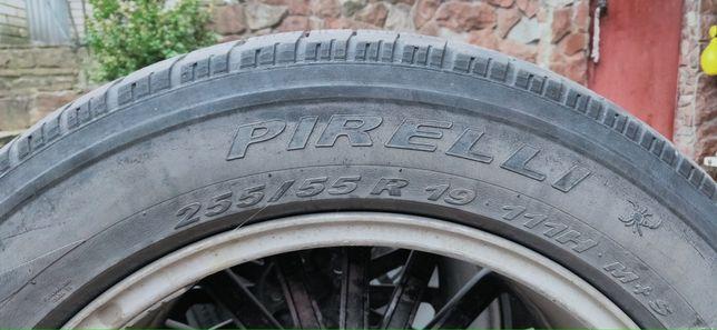 Шины 255/55/R19 зимние Pirelli Scorpio
