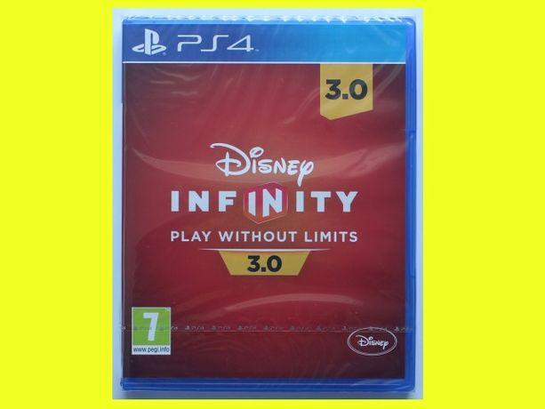 #folia# Disney Infinity 3.0 PS4 dubbing PL