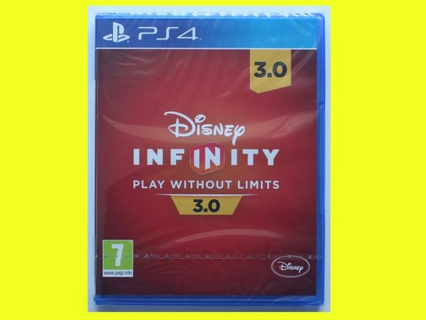 #folia# Disney Infinity 3.0 PS4 dubbing PL