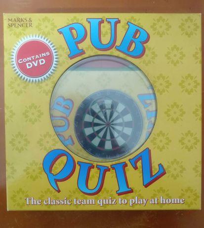 """Jogo de Dardos """"Pub Quiz"""