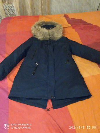 Парка, пуховик, зимова куртка, бомбер