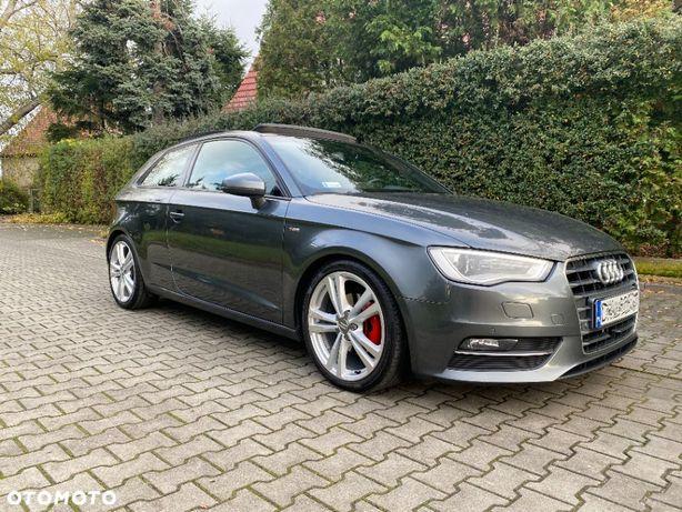 Audi A3 Audi A3 S Line S tronic Panorama / I właściciel, ogłoszenie prywatne