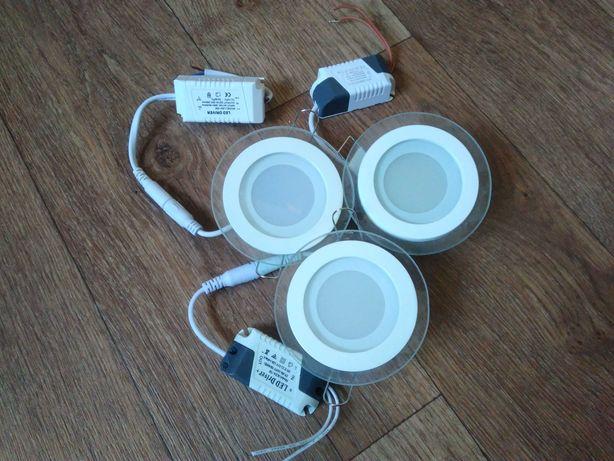 Продам LED точечные светильники