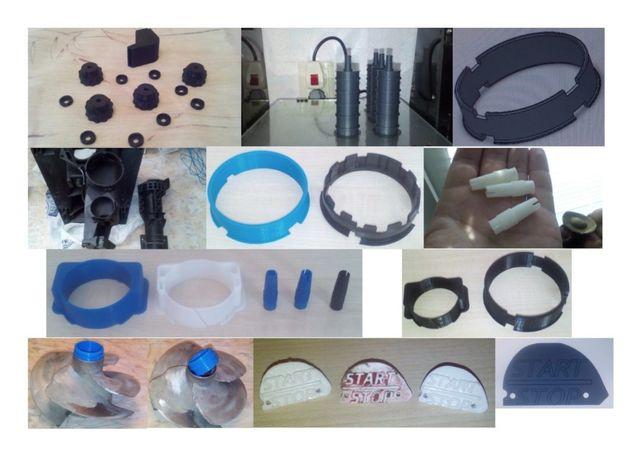 3D Печать, 3D друк, ремонт и изготовление деталей, моделирование