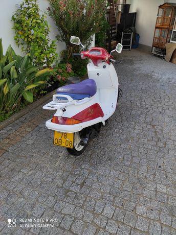 Scooter Macal até 50