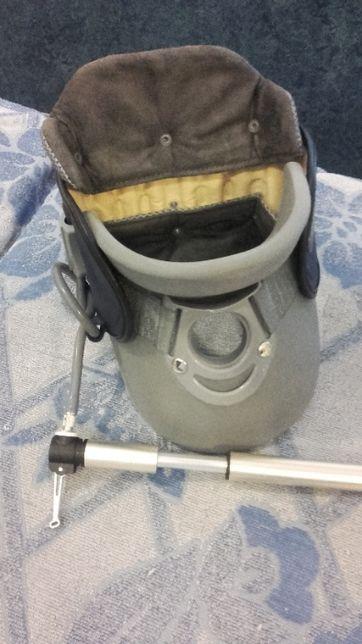 Kołnierz ortopedyczny trakcja odcinka szyjnego pneumatyczny..