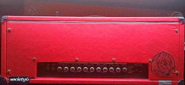 Venda/Troca Kustom Quad 100HD Head Amplificador Guitarra
