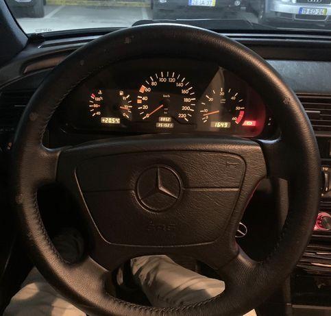 Volante mercedes original com airbag