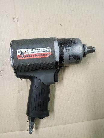 Klucz pneumatyczny udarowy 1/2 general pneumatic gp1362 twin hammer