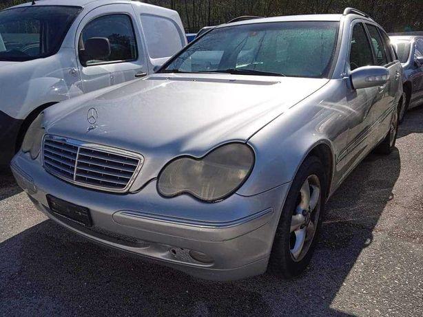 Mercedes C-Class C220 CDI w203 de 2003 para peças
