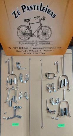 Travão de alavanca bicicleta pasteleira