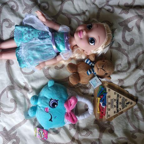 Кукла Эльза игрушки Холодное сердце