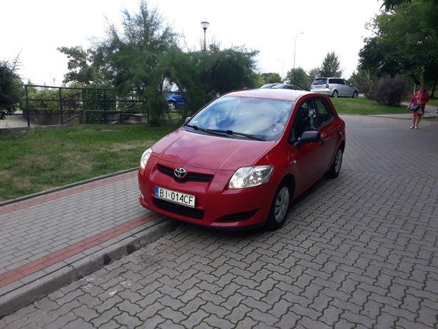 Toyota auris benzyna +lpg